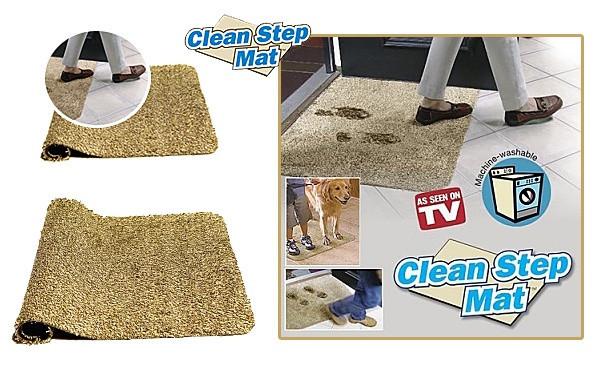 Супервбираючий придверні килимок Clean Step Ma