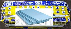 Сканмикс пенополистирол экструдированный 1200х550х30 мм. в упаковке 14 штук Г1