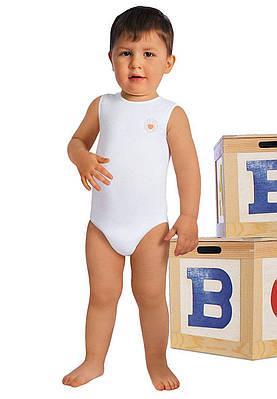 Трико (бодик) без рукавов - RelaxMaternity Baby 5922 Crabyon