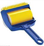 Валик для уборки Стики Бадди (Sticky Buddy) Reusable Sticky Picker, фото 2