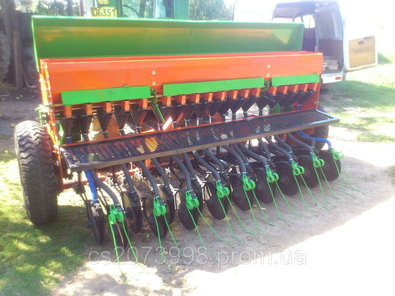 Сеялка зерновая СЗ 1,8-3м