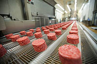 Оборудование для производства котлет для гамбургеров