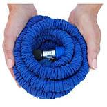 Удлиняющийся шланг для полива Magic Hose (Xhose) 37,5 метров , фото 5