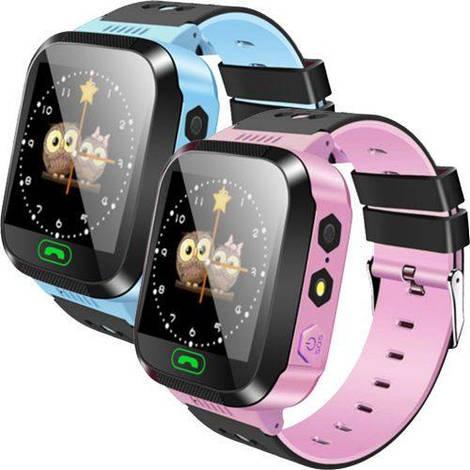 Детские  умные наручные смарт- часы Smart F1