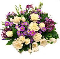 Курьерская доставка цветов по украине где купить недорого искусственные цветы