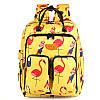 Рюкзак для мамы Попугай и фламинго ViViSECRET