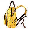 Рюкзак для мамы Попугай и фламинго ViViSECRET, фото 2