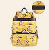 Рюкзак для мамы Попугай и фламинго ViViSECRET, фото 8