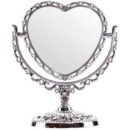 Зеркало для макияжа №106, настольное pro, фото 2