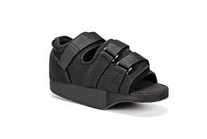 Послеоперационная обувь (туфли барука) с разгрузкой переднего отдела - Qmed Postoperative Shoe XS
