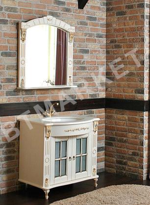 Комплект мебели Ольвия (Атолл) Александрия NEW dorato (золото) 85