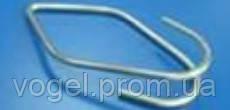 Металевий гак для підвісу труби d=45mm