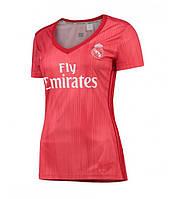 Женская футболка Реал Мадрид, Сезон 2018-2019 (резервная), фото 1