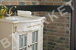 Комплект мебели Ольвия (Атолл) Александрия NEW dorato (золото) 85, фото 2