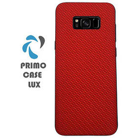 Чохол накладка Primo Case Lux для Samsung S8 Plus (SM-G955) - Red