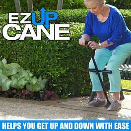 Трость для ходьбы EZ UP Cane