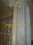1.50.110 Интерьерный полиуретановый карниз Европласт  гибкий, фото 4