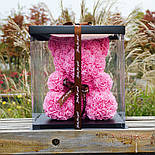 Мишка Teddy из роз , фото 5