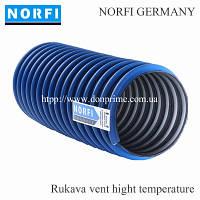 Трубопроводы, шланги, рукава для транспортировки газов из полиуретана (ПУР)
