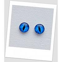 Глазки стеклянные для кукол и игрушек (пара), 12 мм (id:77091)