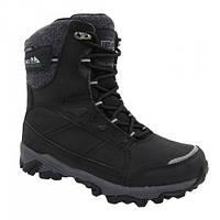 Стильные зимние термо ботинки B G черного цвета для мальчика подростка dc0f22dee9130