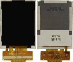 Дисплей (LCD) Texet TM-512R