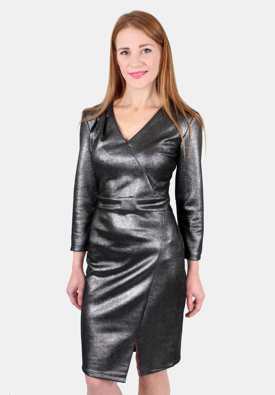 Модне ошатне плаття 44-50 р ( різні кольори )
