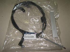 Трос ручного тормоза левый (производитель Mobis) 597602E500