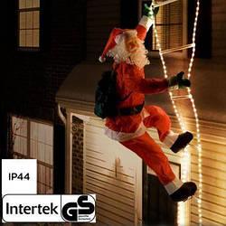 """Новогодняя фигура """"Дед Мороз"""", 240 LED, Белый холодный свет"""