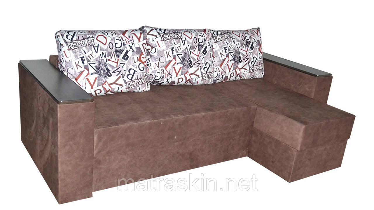 Гранд Еко кутовий диван