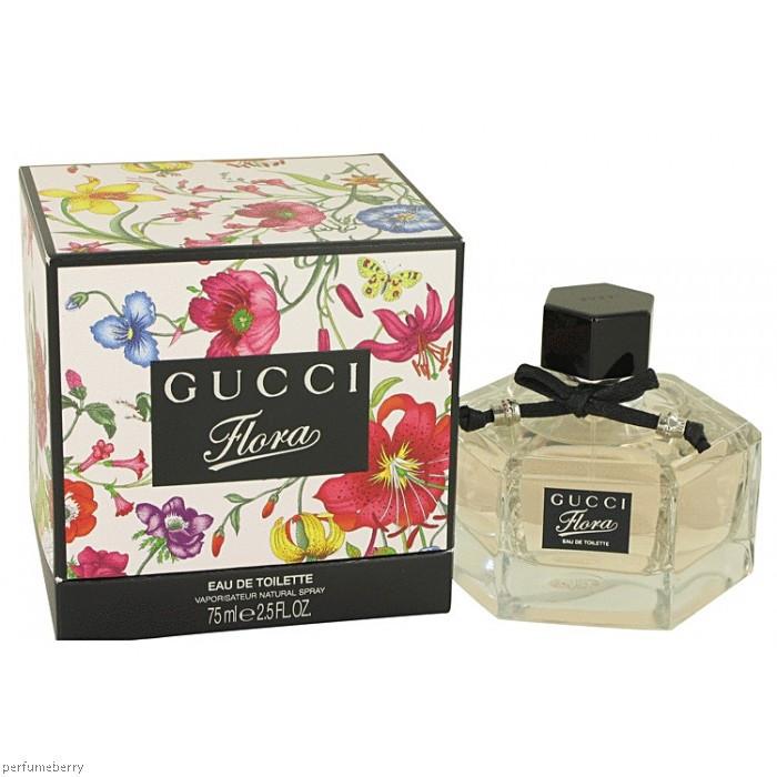 купить Gucci Flora Eau De Toilette 75ml в харькове от компании Tps