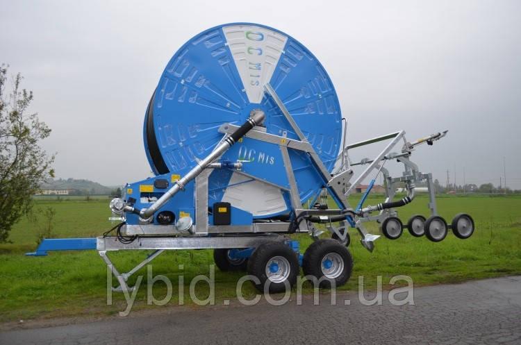 Дождевальные машины барабанного типа,оросительные системы,ирригационные системы (OCMIS,Италия), тип RV