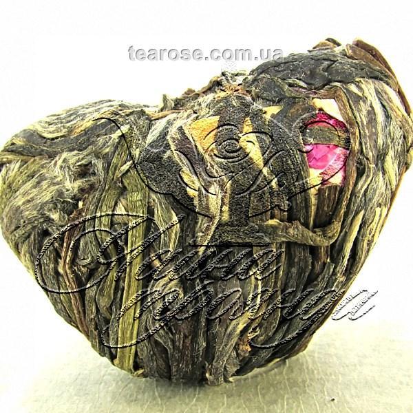В'язаний білий чай «Любовний поцілунок» (8 г)