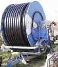 Дождевальные машины барабанного типа,оросительные системы,ирригационные системы, тип RV, фото 4