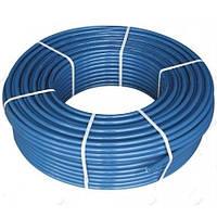 Труба полиэтиленовая DELTA синяя д.20 PN6 (1.8)