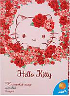 Цветная бумага (неоновая) А4 KITE 2015 Hello Kitty 252 (HK15-252K)