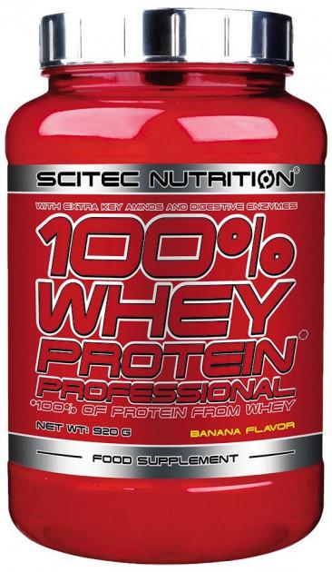 SN 100% Whey Protein Prof 920 г - pineappie cream