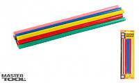 Стержни клеевые цветные Mastertool 42-0159
