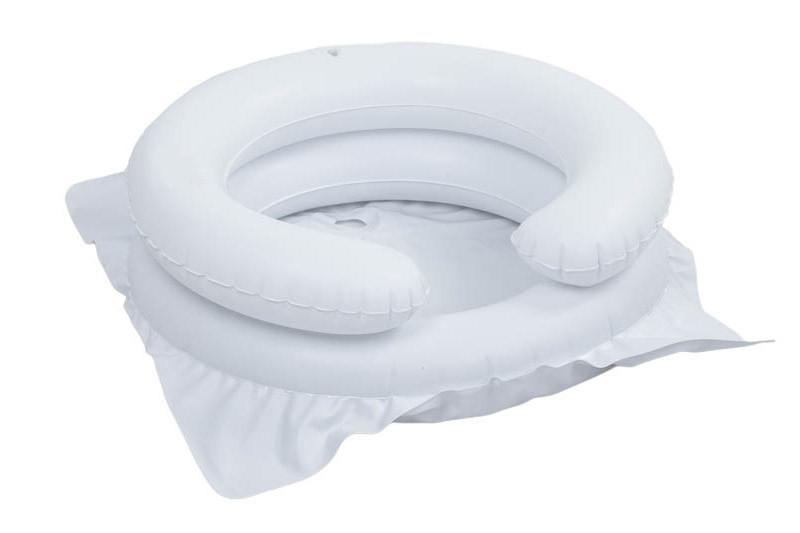 Надувна ванночка для миття голови, OSD біла-ALB-629