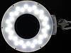 Лампа-лупа косметологическая напольная LED 3 диопертий, фото 4