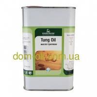Тунговое масло Tung Oil натуральное  Borma Wachs 5 л