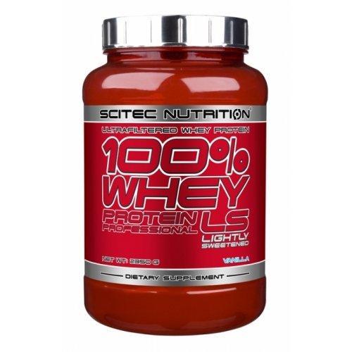 SN 100% Whey Protein Prof LS 2350 г - vanilla NEW!