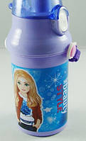 "Бутылка для воды с трубочкой 550мл ""Kidis Model"" №13005"