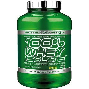 SN 100% Whey Isolate 2000 г - peach