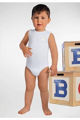 Трико (бодик) без рукавов - RelaxMaternity Baby 5921 Milk Fiber