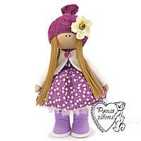 ПІД ЗАМОВЛЕННЯ текстильна Лялька Принцеса, маленька, ручна робота