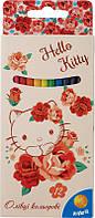Карандаши цветные KITE 2015 Hello Kitty 051 (HK15-051K)