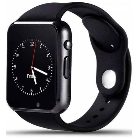 Умные смарт часы -телефон Smart Watch A1 (GT08)
