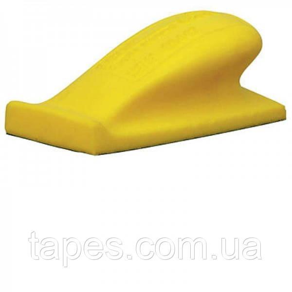 3М . Мягкий, жёлтый блок 05442, 70 мм х 125 мм