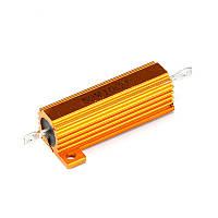 Резистор-обманка 50W 10 Ом(Ω) для светодиодных(Led) ламп, фото 1